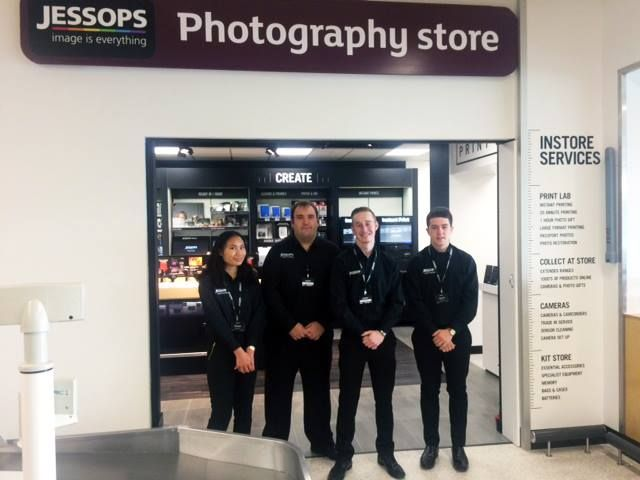 A warm welcome to our new team and store in Didcot, Sainsbury's.