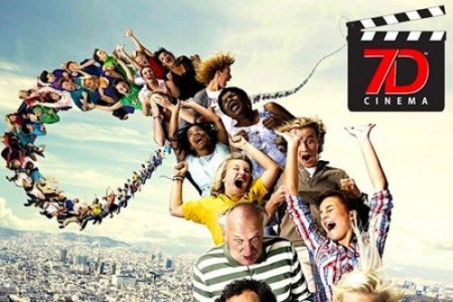 7D Cinema Gold Coast