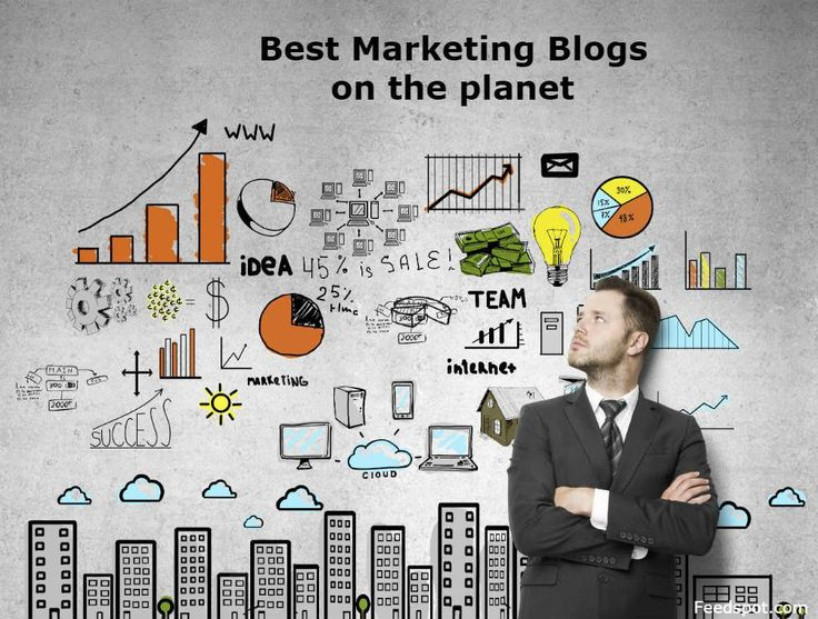 Top 100 Marketing Websites And Blogs For Marketers & Business Owners