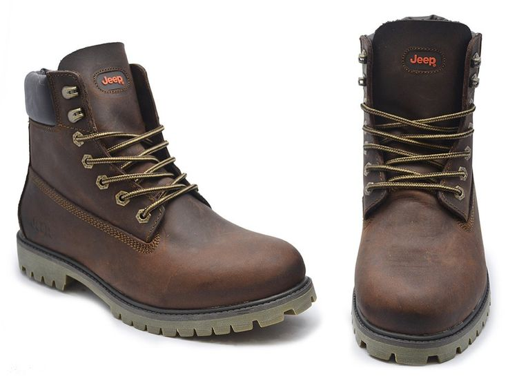 Jeep Gecko Boots Buffalo Brown - Men's Boots | Shop Online ZA – The Footwear Warehouse