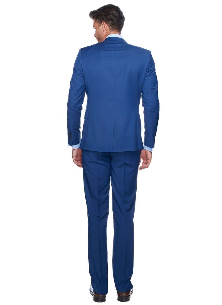 Altınyıldız Classics Slim Fit Mavi Takım Elbise Altınyıldız Classics, stil sahibi erkeklerin tüm ihtiyaçlarını göz önünde bulundurduğu koleksiyonuyla her daim s