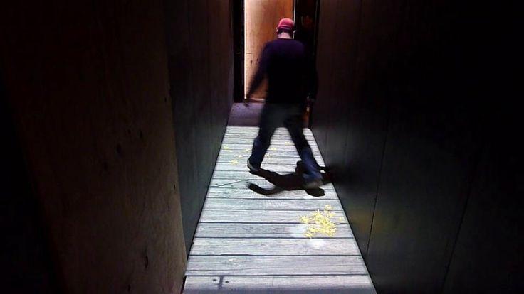 Interactive Spider Floor on Vimeo
