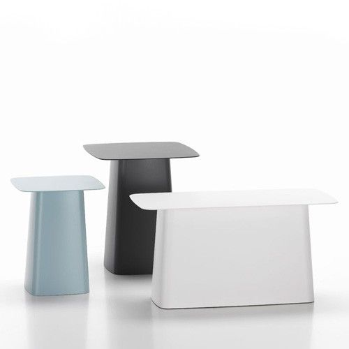 Vitra Metal Side Table - Outdoor
