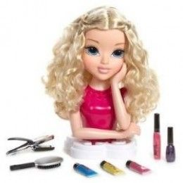 styling head dolls | Styling Head for Hairdressers & A Toy for Children