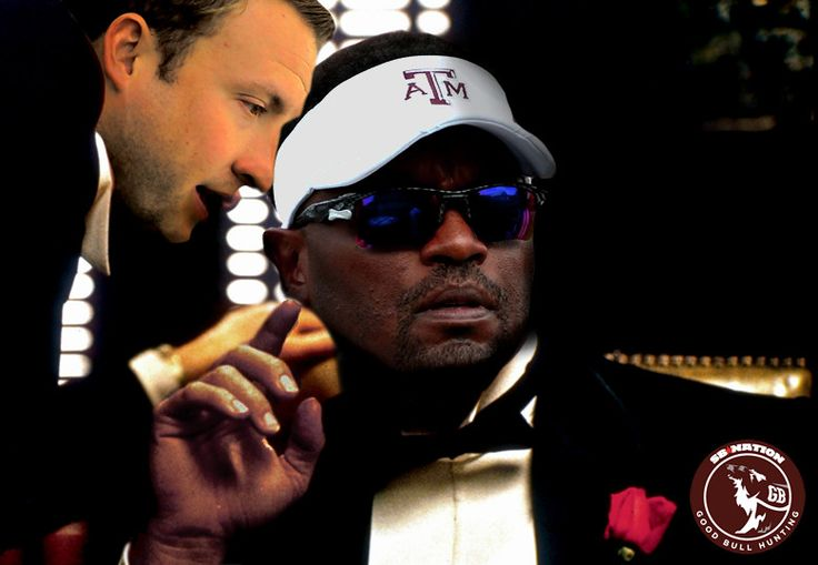 Exclusive photos from Kevin Sumlin's in-home visit with Kyler Murray - Good Bull Hunting