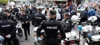 Τα πάντα για τον άνθρωπο         : Χιλιάδες αστυνομικοί φυλάνε κόμματα και επισήμους ...