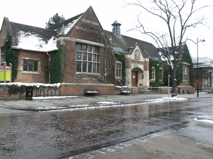 Kettering Library March 2013.