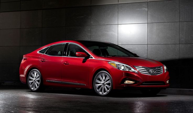 2015 Hyundai Azera Limited Review, Features & Specs