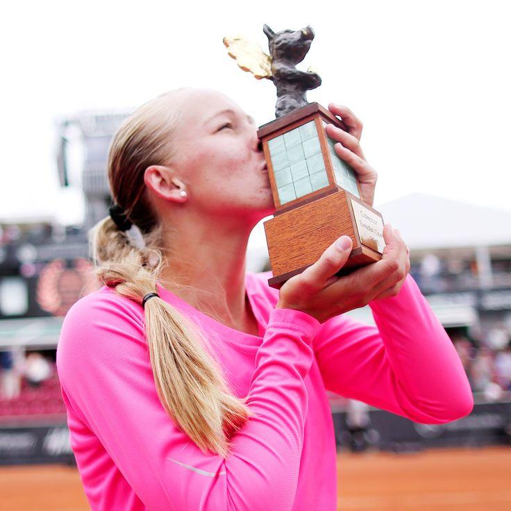 Johanna Larsson defeats Mona Barthel to win Swedish Open title