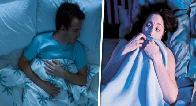 Esta es la razón de por qué NO debes dormir con las manos en el pecho!
