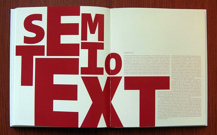 Art and Text  Edited by Aimee SelbyArt And Texts Spreads 3 Jpg, Definition Of Art, Texts Typography, Layout, Texts Editing, Graphics Design, Texts Features, Texts Heavy, 952599