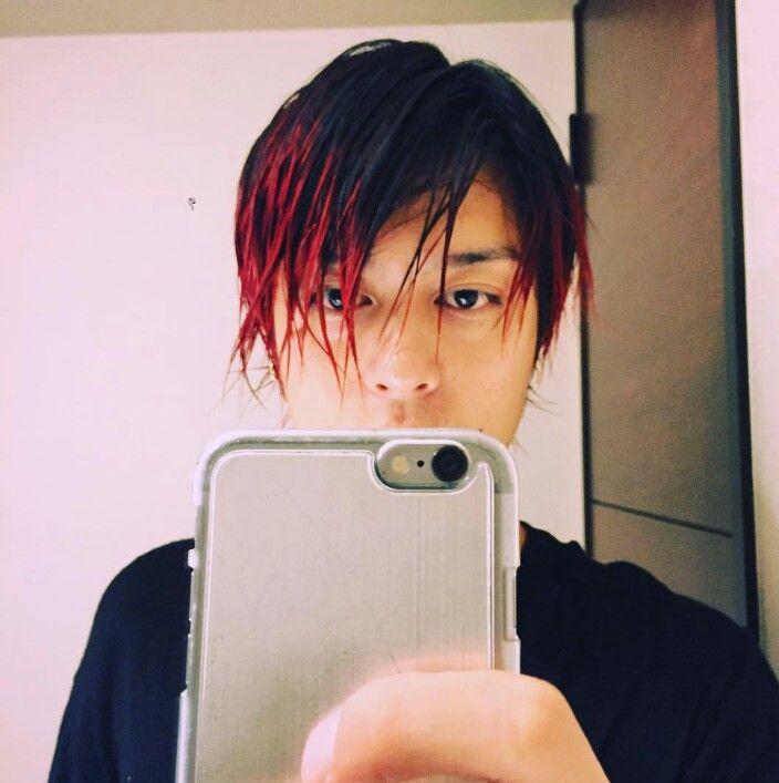 Toru Yamashita One Ok Rock  Toru has a new hairstyle :D