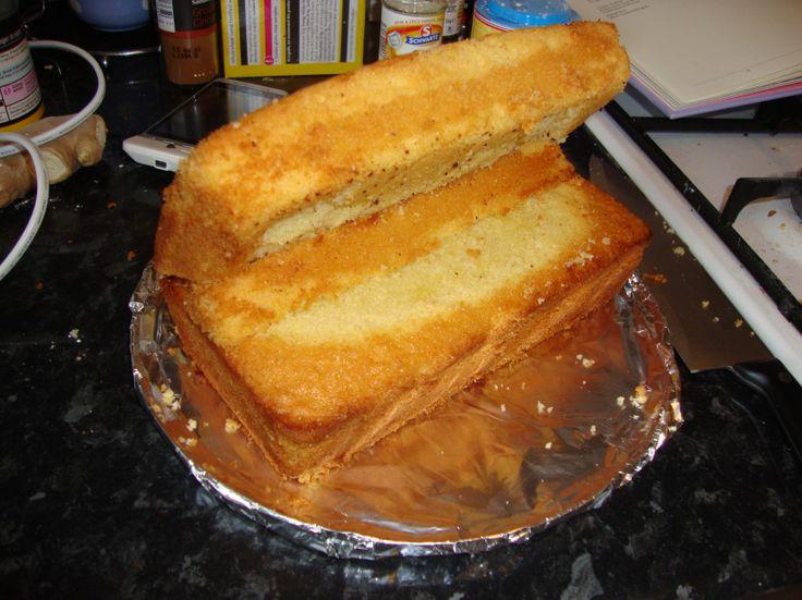 Pirate Treasure Chest Cake Tutorial