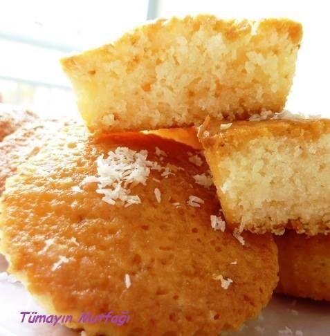 Hindistan Cevizli Muffin
