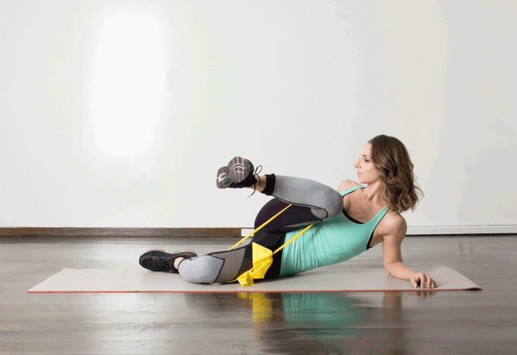 4. The Burner #leg #thigh #workout http://greatist.com/move/leg-workout-the-best-moves-for-inner-and-outer-thighs