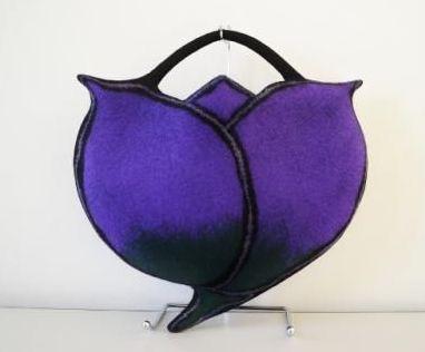 Новое вдохновение для валяльщиц от Атзуко Сазаки - Ярмарка Мастеров - ручная работа, handmade