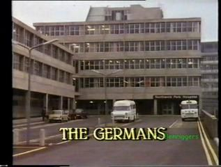 Start & End of Fawlty Towers - The Germans (Omnibus) VHS