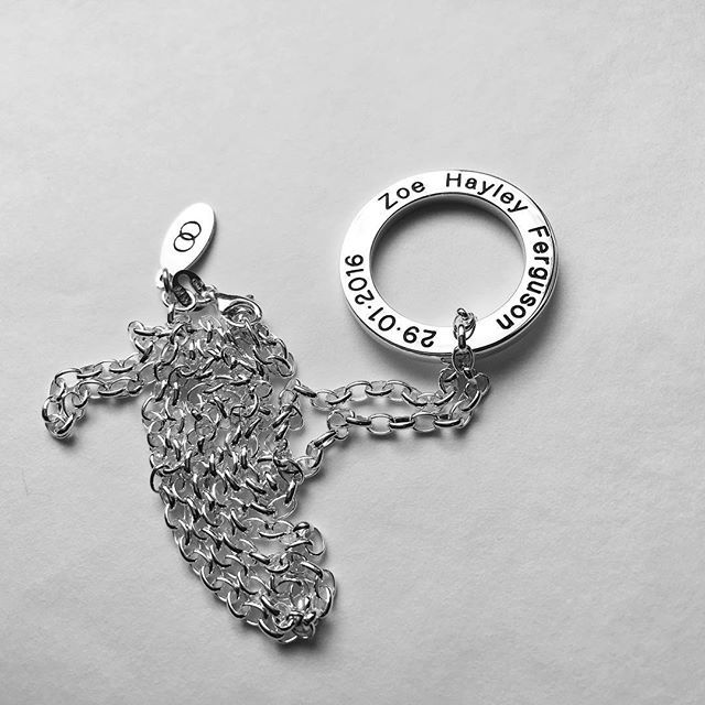 Simple and elegant  #love #silver #loveloops #elegant