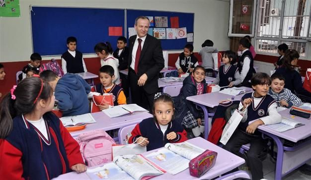 According to Turkey's constitution, every citizen has the right to education. Since 2012, twelve years of education is required by law. Pre-primary (preschool), primary (elementary), and secondary (high school) are each required for four years each in Turkey. Half of women ages 15-19 are in the education system or in the workforce However, female literacy rates have grown rapidly to above 90% in 2012.