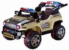 hot new 2014 ride on toy police jeep car lights sound electric remote control