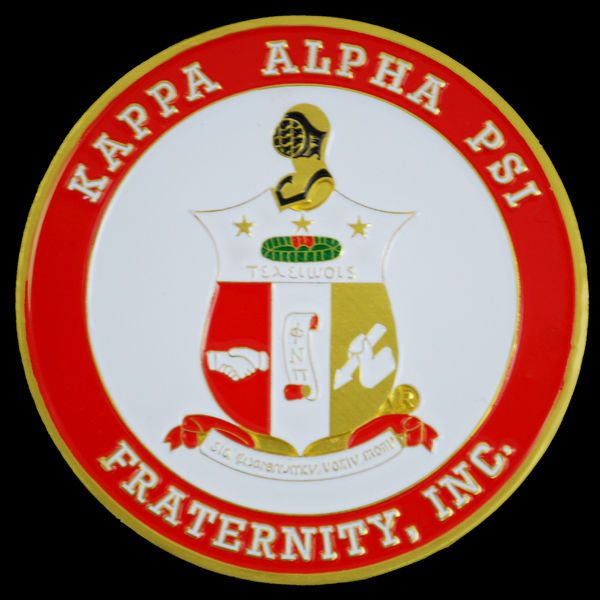 KAPPA ALPHA PSI Greek Fraternity and Sorority Car Tags KAPPA ALPHA PSI