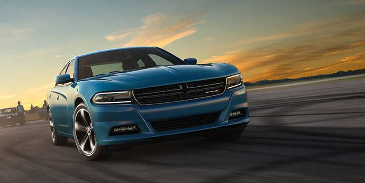 The #Dodge Charger SXT: Two Powerful Trims