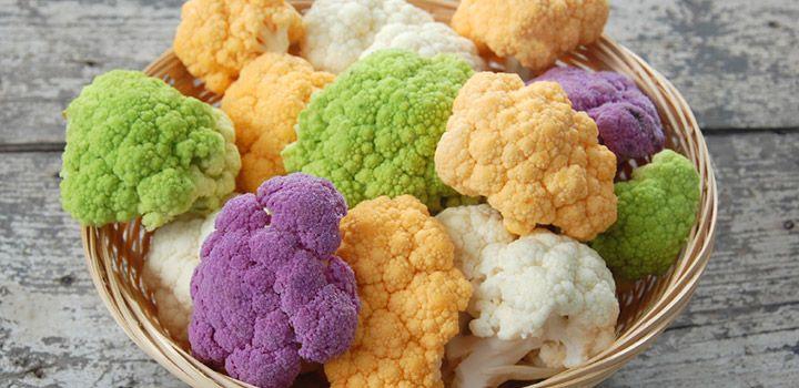 How to Grow Cauliflower - Cauliflower improves you liver's ability to detoxify #Cauliflower #TheGoodBlog