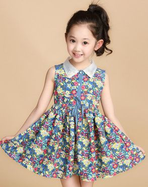 Pretty Floral dresses for girls 2015 | Stylish Family | Clothes ...