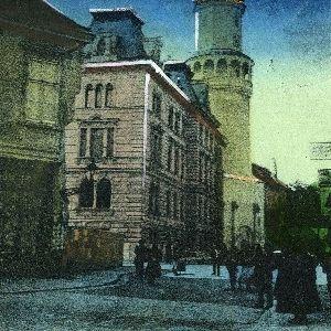 Sopron-Oedenburg - Várostorony - Stadtthurm