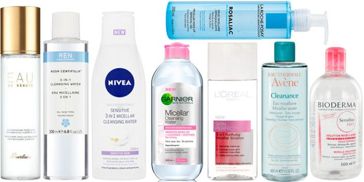 The benefits of the Micellar Water to the skin
