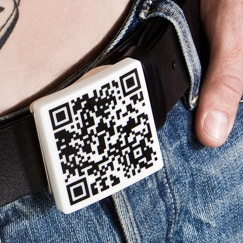 QR Barcodes   Identifying yourself digitally