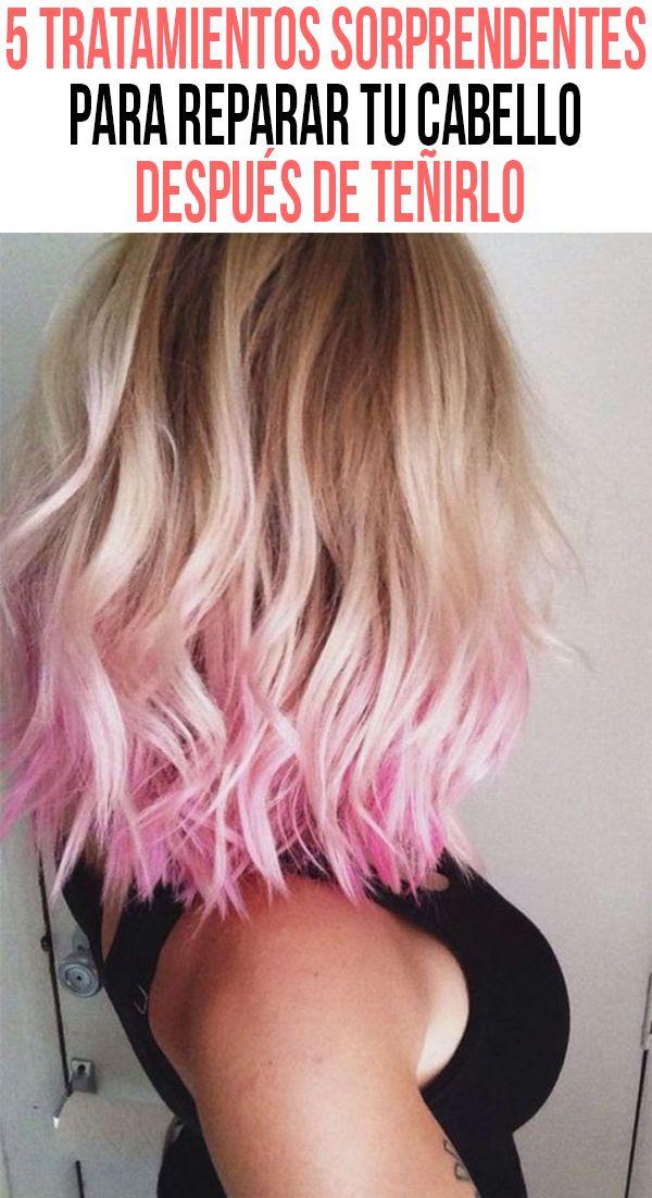 El  cambiarte el color de cabello es un paso valiente que no muchas podemos hacer, pero después de teñirlo este suele maltratarse   y sabemos que tu cabello es super importante, es por eso que estos productos  te ayudaran a reparar tu cabello después de teñirlo.