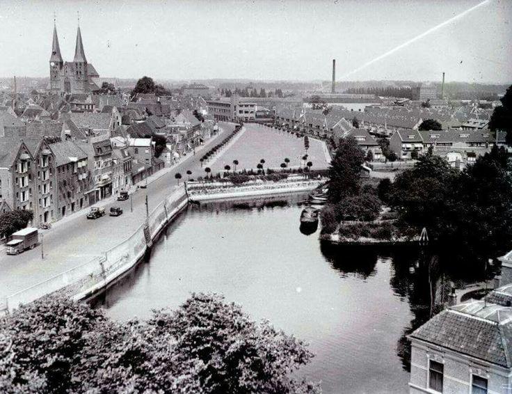 Deventer zonder brug.