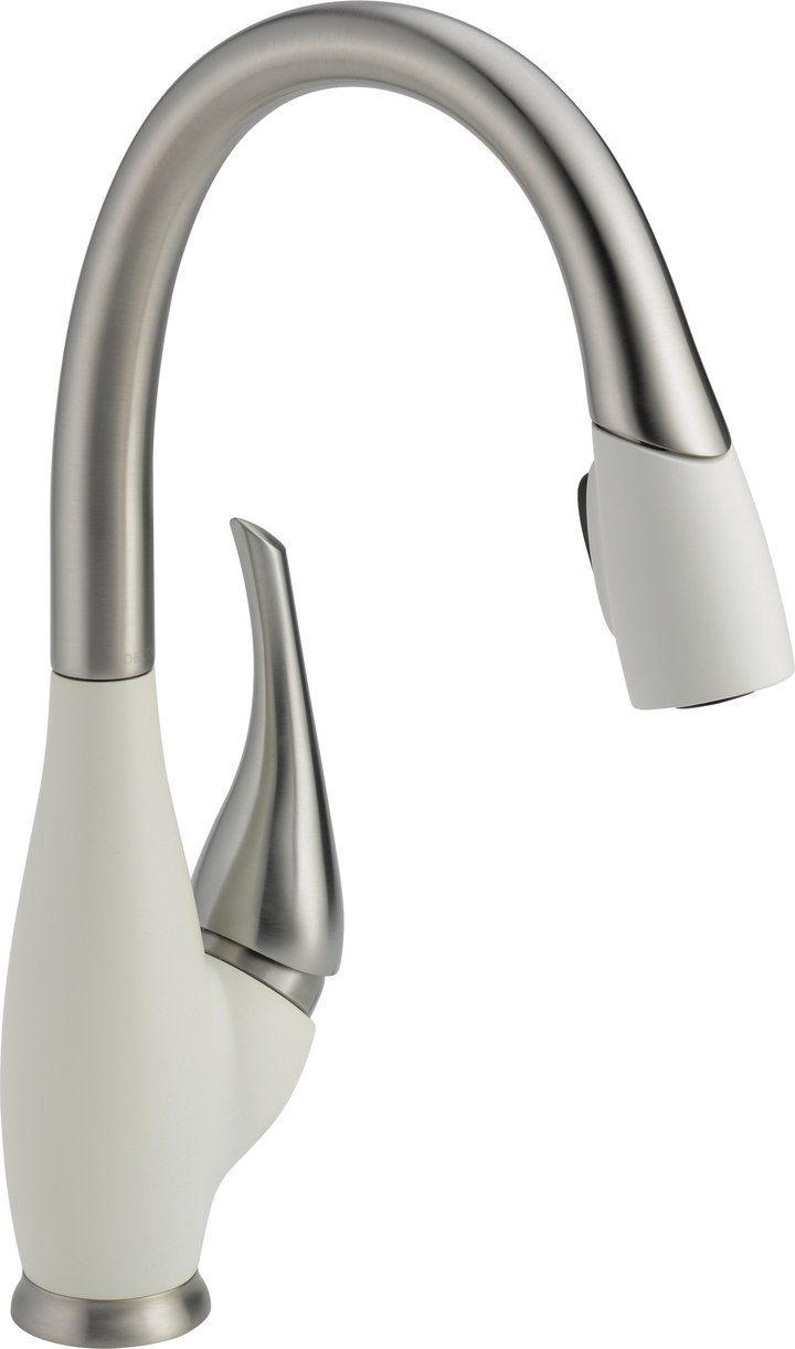 delta faucet fuse single handle kitchen
