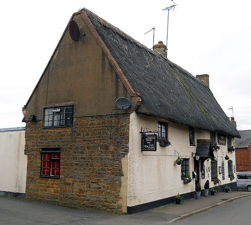 The Kings Head at Long Buckby, Northamptonshire