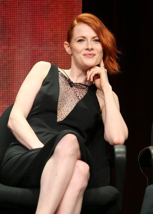Emily Beecham - who plays the Widow Baroness in - Into the the Badlands -