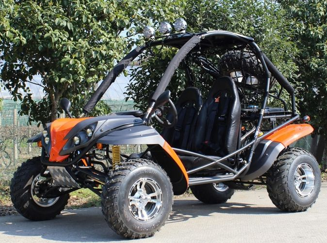 Dongfang DF200GKR 168.9CC Go Kart, Single Cylinder