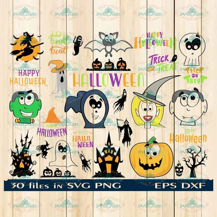 Happy Halloween svg, Pumpkin Ghost Quotes, Witch Faces svg