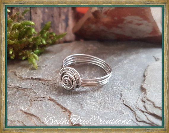 Hey, I found this really awesome Etsy listing at https://www.etsy.com/au/listing/488400101/silver-rose-ring