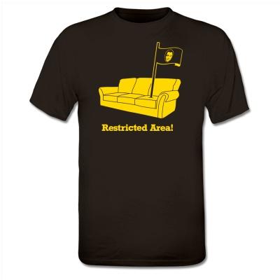 Sheldon Cooper Sofa T-Shirt