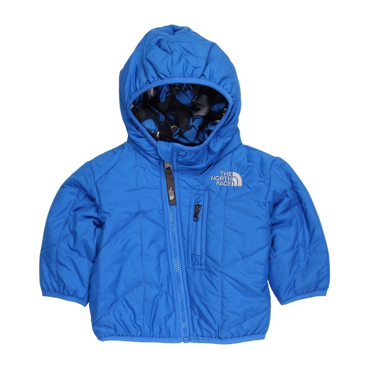 The North Face Kids Reversible Perrito Boys Jacket