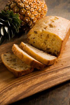 Paula Deen Pineapple Cheese Bread