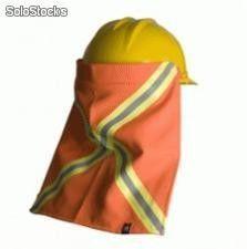 Protector de cuello desmontable con cinta 3