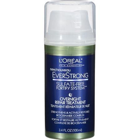L'Oreal EverStrong Overnight Repair Treatment 3.4 fl oz