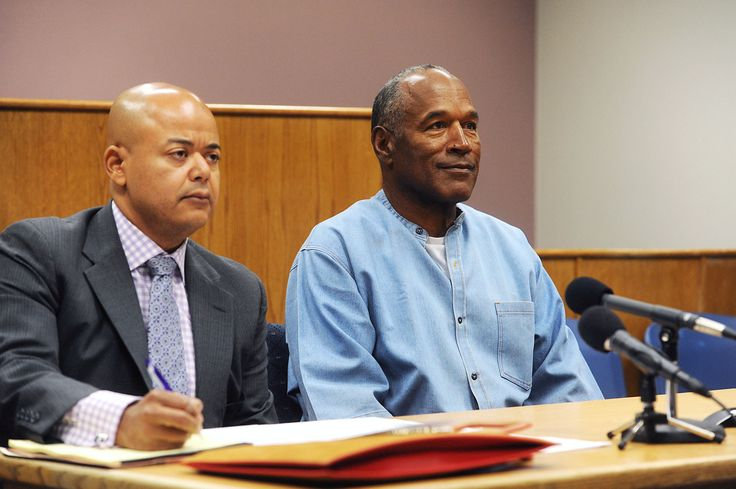 O.J. Simpson Wins Parole Claiming He Has Led a Conflict-Free Life