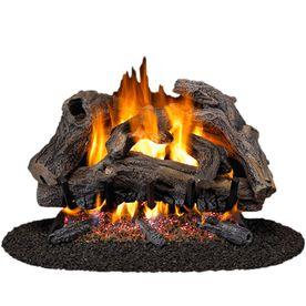 Best 20+ Gas fireplace logs ideas on Pinterest | Gas log fireplace ...