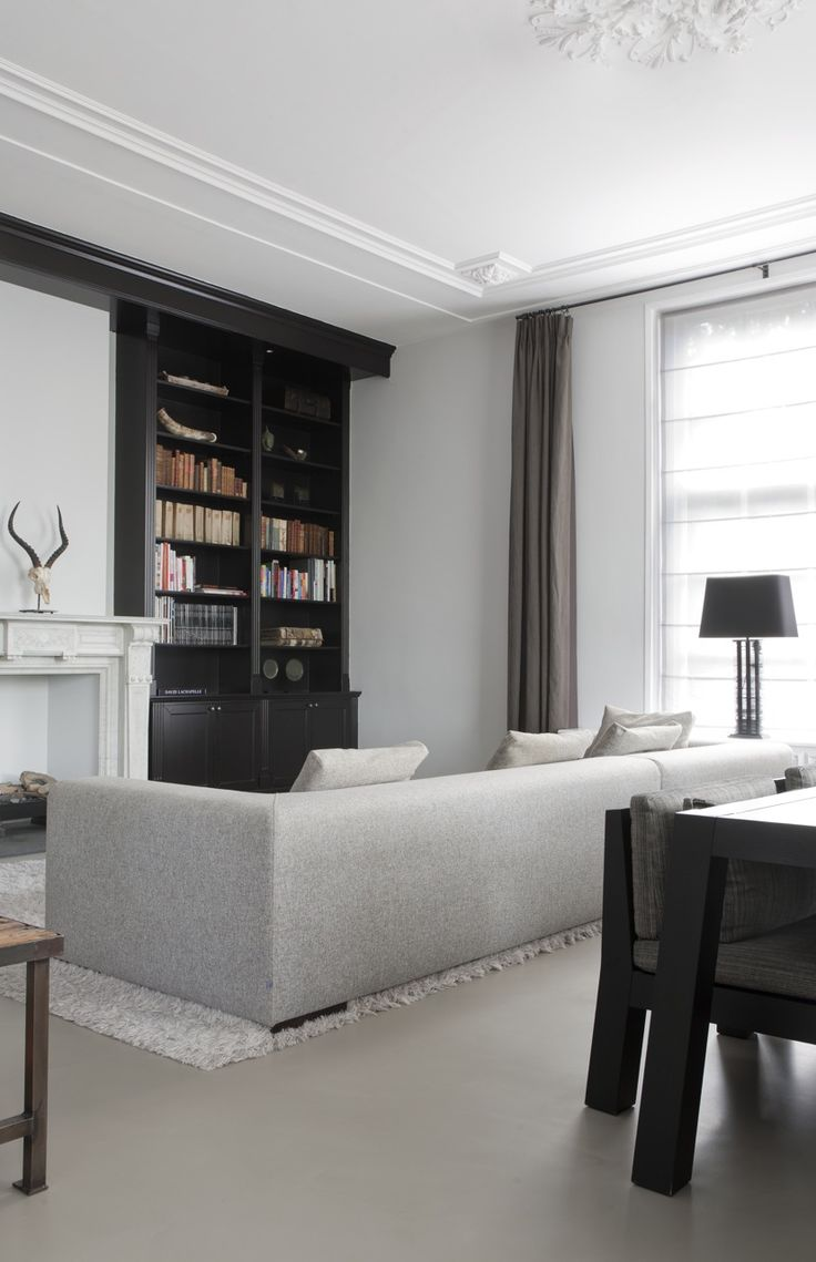129 best portfolio remy meijers images on pinterest by the living room apartment on the river vecht by remy meijers