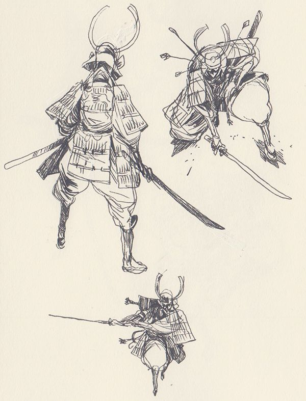 blackyjunkgallery:Some samurais ★ || CHARACTER DESIGN REFERENCES™ (https://www.facebook.com/CharacterDesignReferences & https://www.pinterest.com/characterdesigh) • Love Character Design? Join the #CDChallenge (link→ https://www.facebook.com/groups/CharacterDesignChallenge) Share your unique vision of a theme, promote your art in a community of over 50.000 artists! || ★