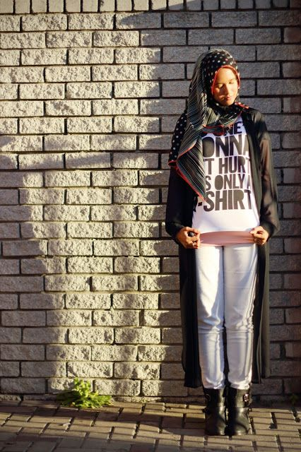 Minimal Exposure Blog. Hijab Fashion. Hijab Style.