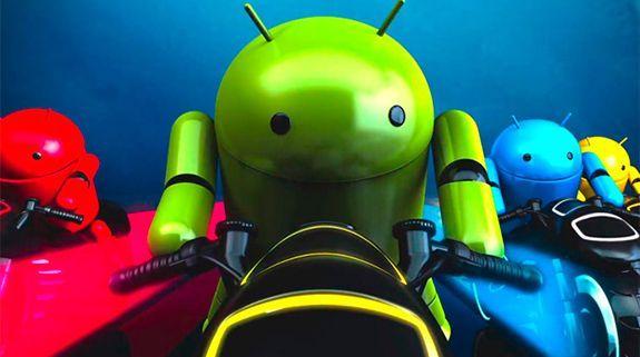 iOS 7 è davvero la copia di Android? Un'immagine significativa ci mostra gli aspetti principali